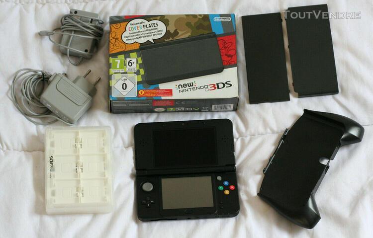 Nintendo new 3ds - excellent état et complète +