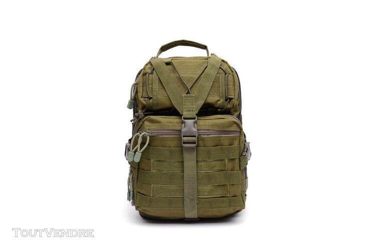 Sac multifonctionnel outdoor zipper sac étanche en nylon
