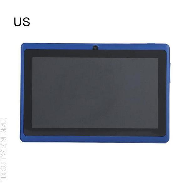 7 pouces wifi tablet computer quad core 512 + 4 go 8 go wifi