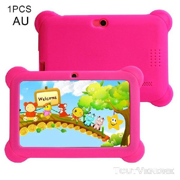 7 pouces wifi tablet computer quad core 512 + 8gb wifi perso