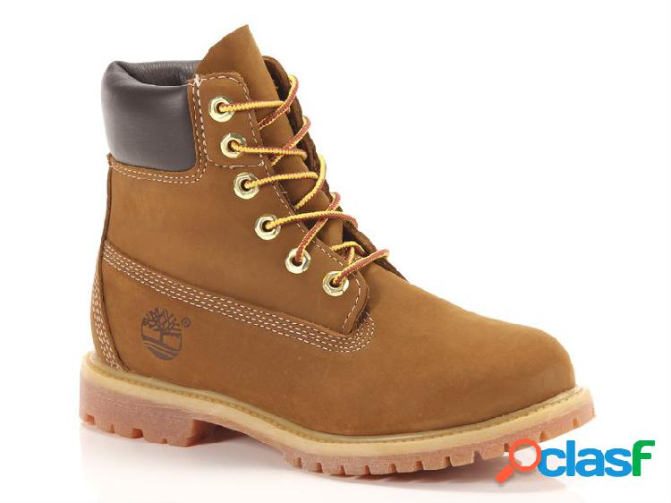 Timberland waterproof boot 6-inch premium, 36, 37, 37½, 38, 38½, 39½, 41 femme, marronemarron