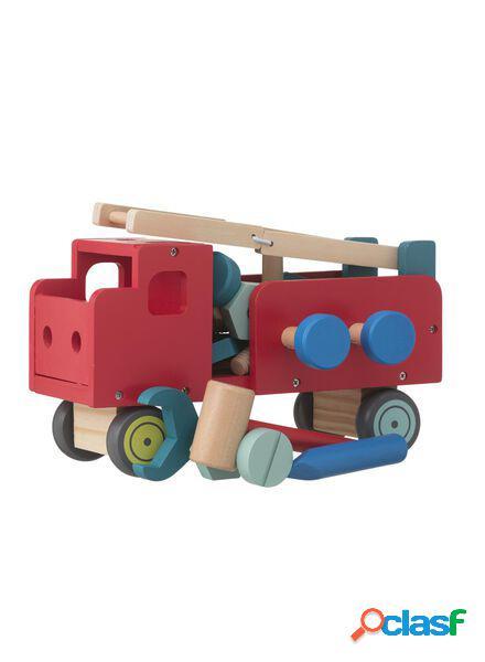 Hema voiture à construire en bois