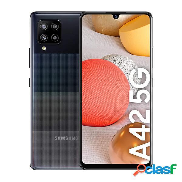 Samsung galaxy a42 5g 4go/128gb noir (prism dot black) dual sim a425