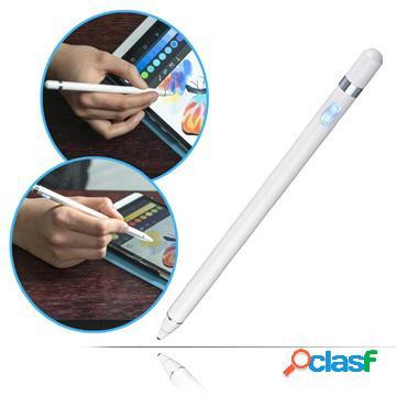 Stylet 4smarts pour smartphone et tablette - blanc