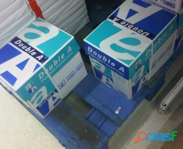 Paperone, Xerox, papier copieur double A4 et autres