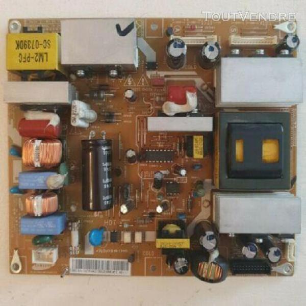 Carte alimentation bn44-00156b pour tv samsung le32m87bd tes