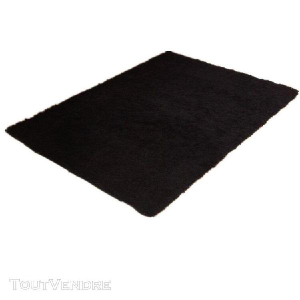 Grande taille douce fluffy tapis anti-skid area tapis shaggy