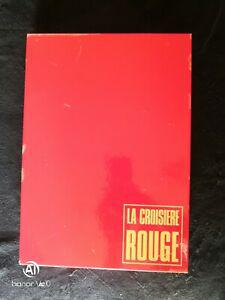 Jeux société citroën la croisière rouge 1988 complet