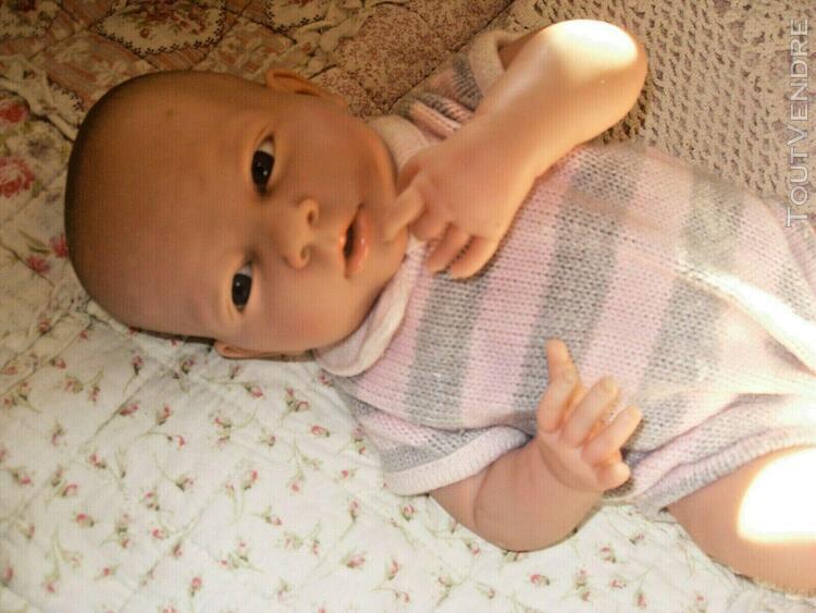 Poupee nouveau né fille berenguer 36 cm habit d'origine