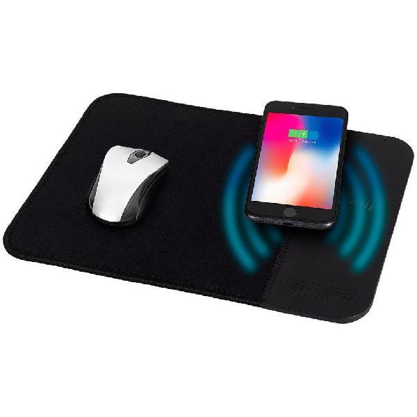 Tapis de souris avec chargeur induction sans fil intégré