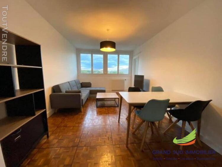 2 chambres en colocation dans un magnifique t5 à 450€ cc