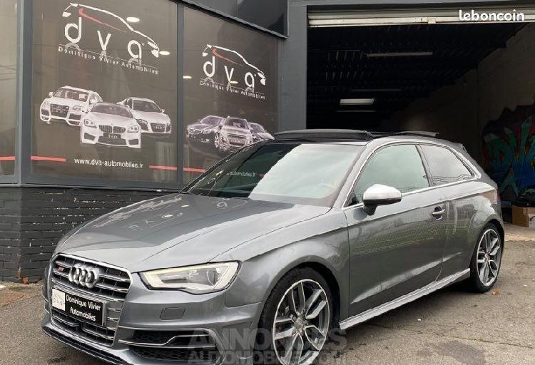 Audi a3 s3 2.0 tfsi 300ch quattro s tronic 6