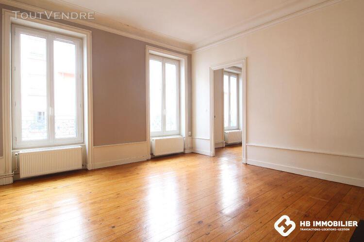 Location: appartement f4 à roanne