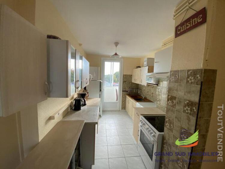 T4 meublé, quartier montaudran: 267€ cc par chambre