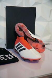 Adidas predator 18+ fg men's soccer cleats size 9
