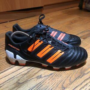 Adidas predator adipower trx fg 2011 black/warning