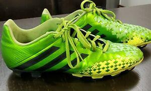 Adidas predator lz trx fg green/black professional