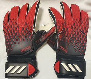 Adidas predator match goalkeeper soccer gloves fh7286. adult