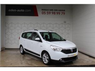 Dacia lodgy 1.2 tce 115 5 places black l... / auto aire sur