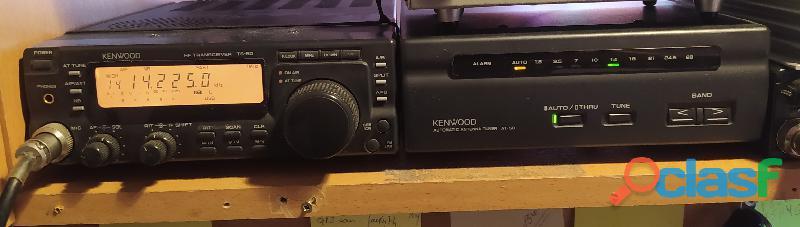 KENWOOD TS50 + AT50