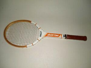 Wilson, vintage pro star youth wooden tennis racquet, glm24,