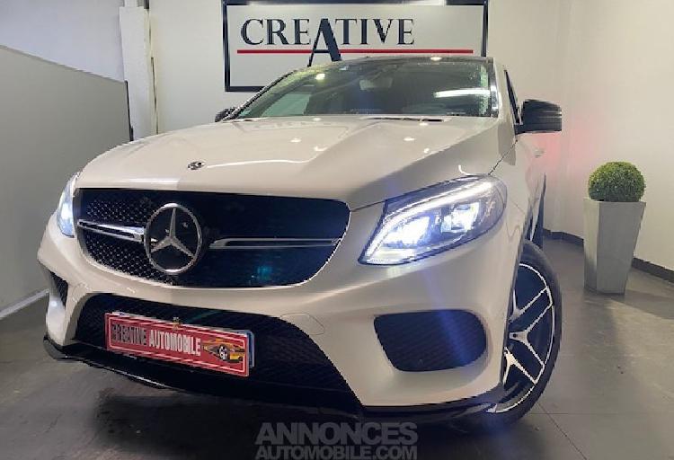 Mercedes gle classe cpe 350 d fascination amg