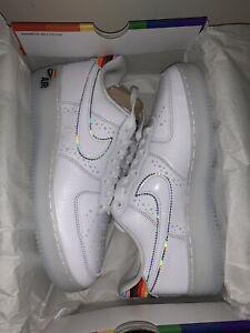 Nike air force 1 betrue men size 9