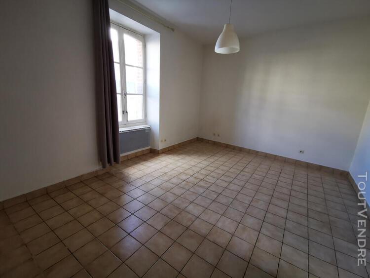 Location t1 - 31 m² - rue d'antrain