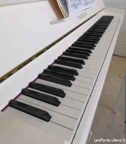 Cours particuliers de piano classique et moderne