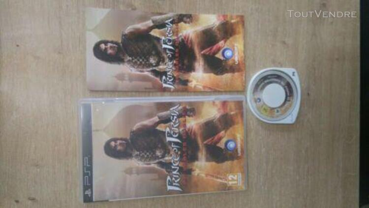 Jeu psp complet prince of persia les sables oublies