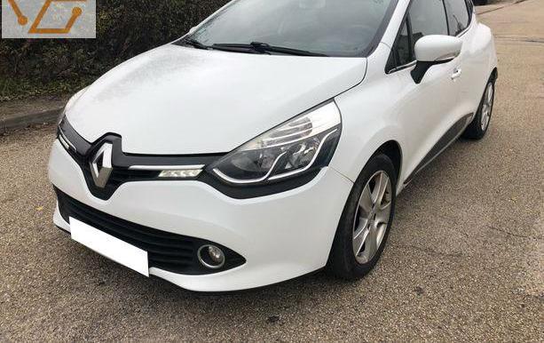 Renault clio 4 iv intens 1.5 dci 90