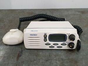 west marine aurora vhf marine radio