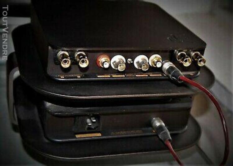 Amplificateur bakoon amp 11r (as mono 300b 2a3 sun audio ai