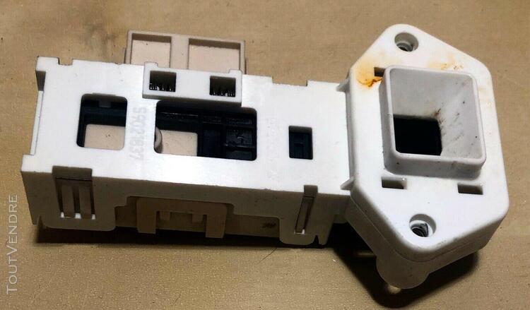 Siemens siwamat xl540 - sécurité de porte lave-linge -