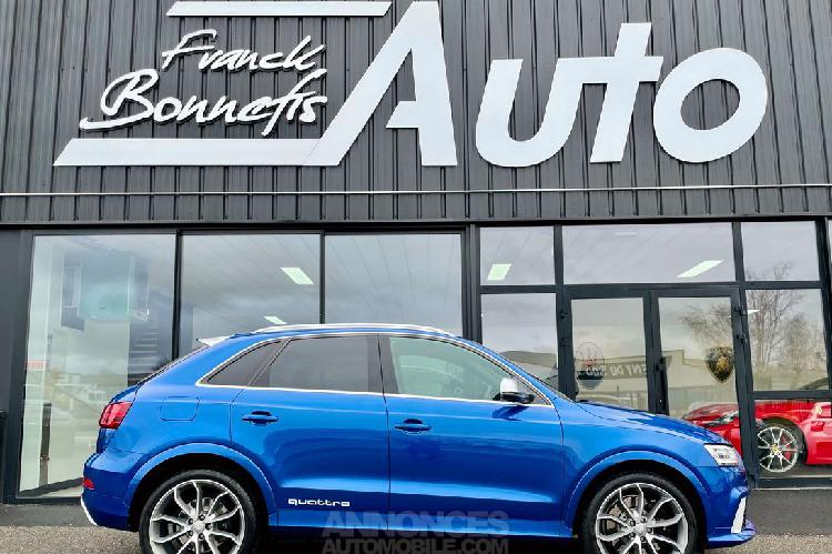 Audi q3 rsq3 2.5 tfsi 310 ch s-tronic quattro / rs / to /