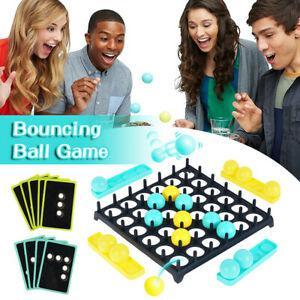 Jeu de balle rebondissant jeux de société fête de famille