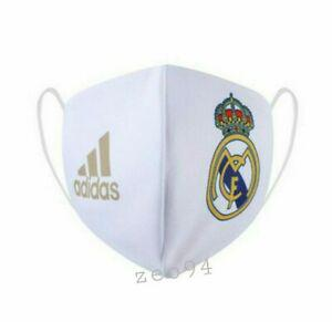 Masque protection tissu lavable du real madrid