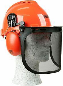 Oregon yukon casque de sécurité pour tronçonneuse avec