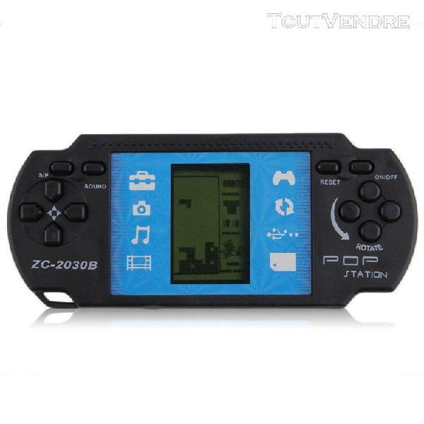 Enfants enfants handheld gaming console portable console vid