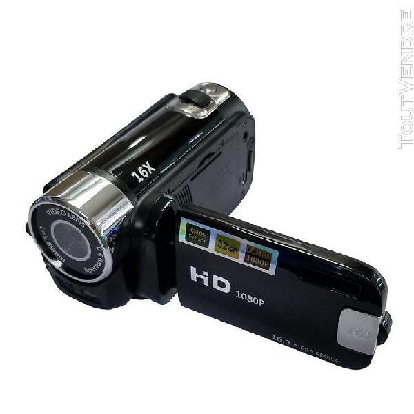 Portable 16 mp 1080p caméra dv portable appareil photo