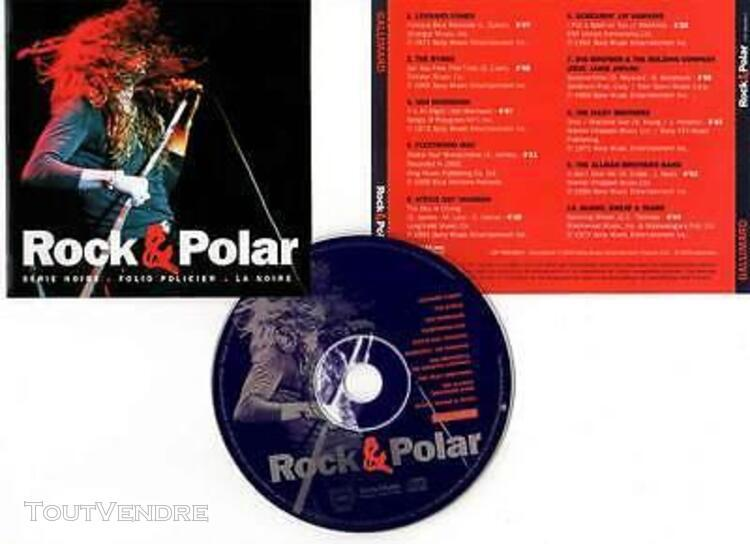 Rock & polar (cd) 2000 - fleetwood mac,byrds,cohen,isley bro