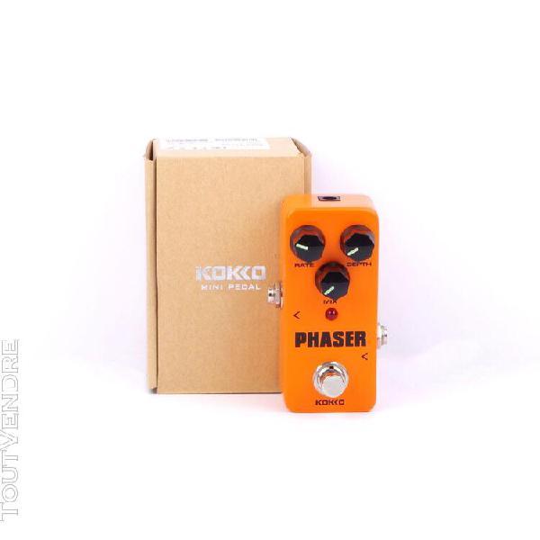 Kokko guitare effets pédale chorus compresseur overdrive
