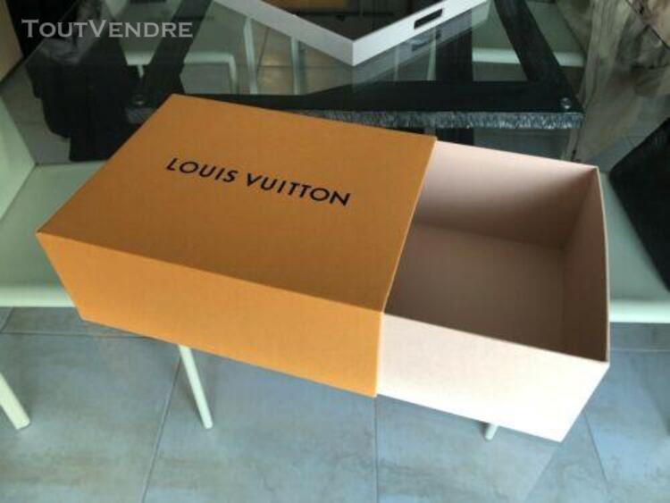 Grande boîte/box tiroir louis vuitton