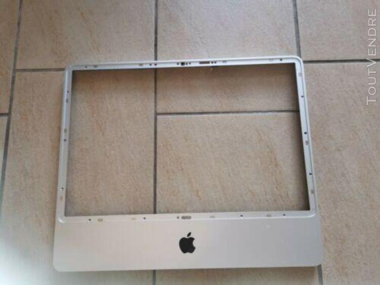 Imac 20 pouces façade. cadre aluminium