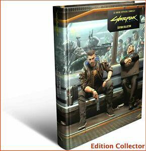 Cyberpunk 2077 le guide officiel complet en français