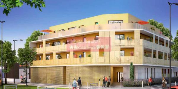 Appartement à vendre castelnau-le-lez 3 pièces 65 m2