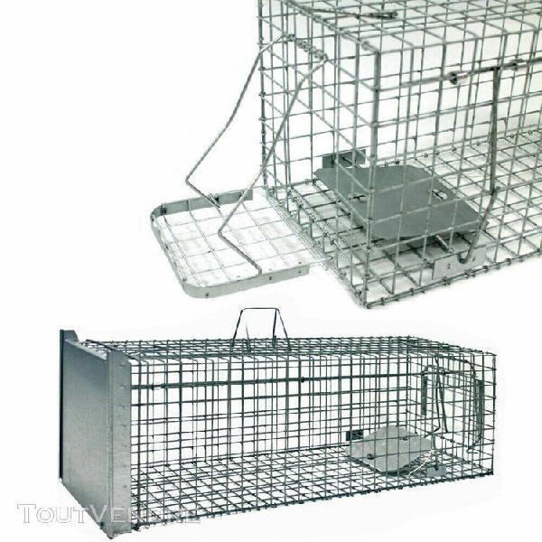 Cage de trappage grande taille