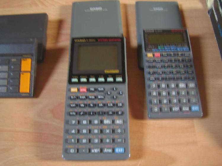 Lots de 4 calculettes occasion, balma (31130)