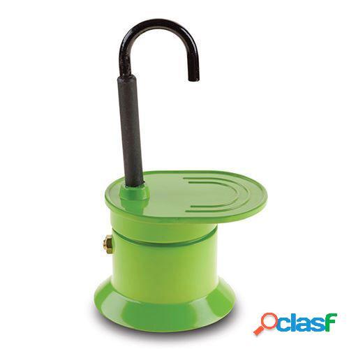 Nava cafetière 1 pers - aluminium vert