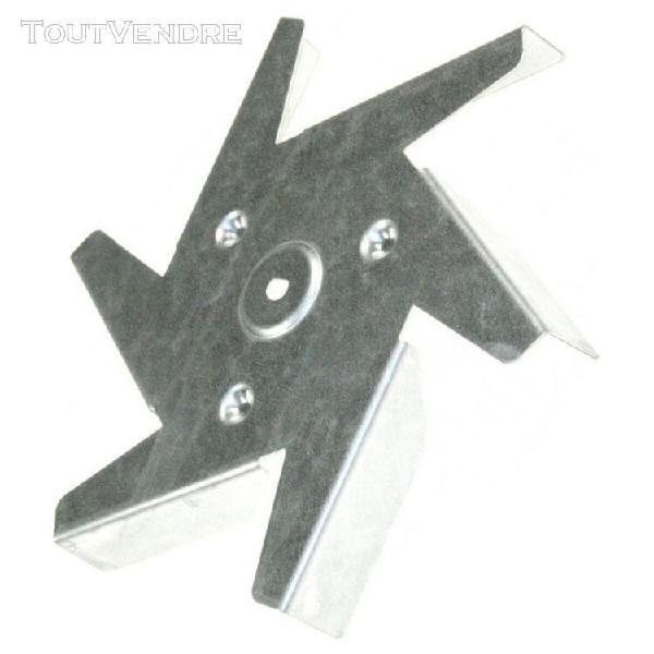 Hélice de ventilateur (296128-44165) four cuisinière